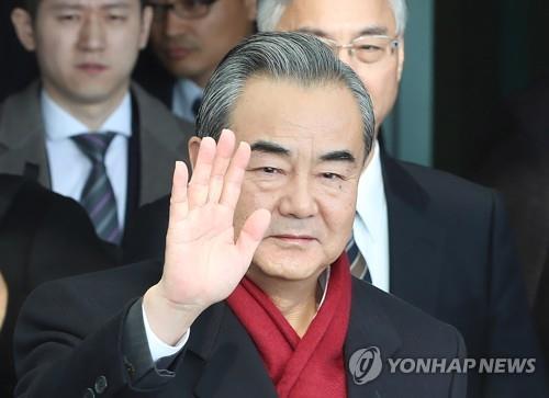 中国外交部:中韩就高层交往保持沟通