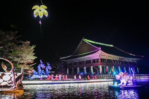 韩国第6届宫廷文化节本周开幕