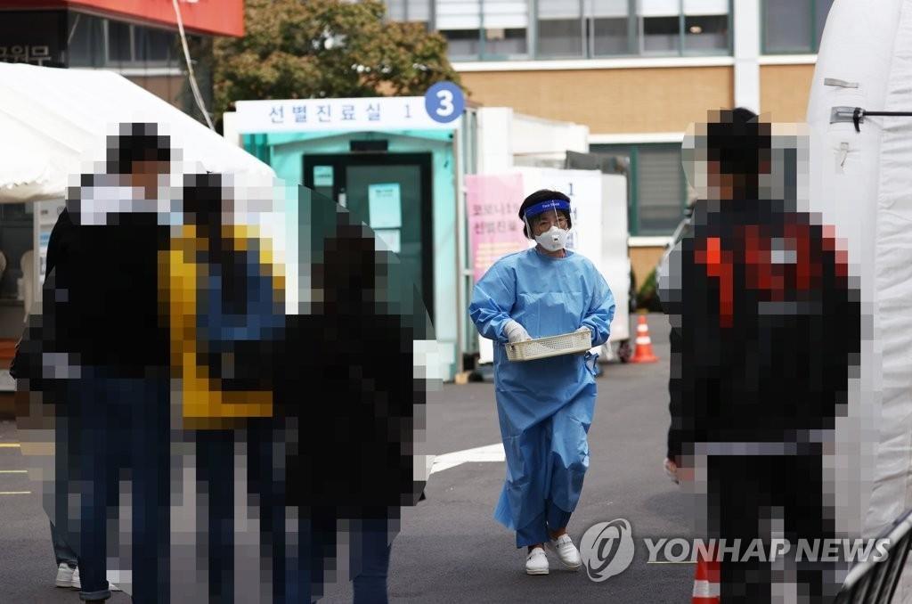 韩防疫部门关注节后疫情形势