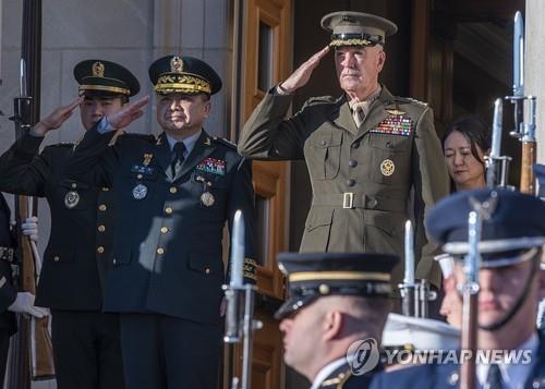 韩美军委会第45次会议将于13日在线举行