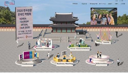 2020韩国观光线上博览会明起举行