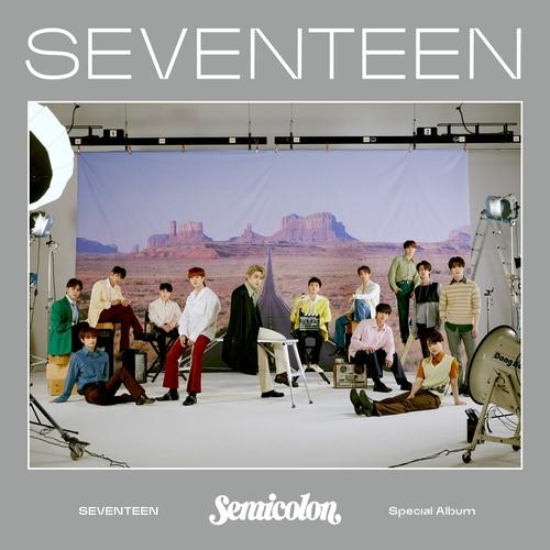 SEVENTEEN将发售特制专辑《分号》