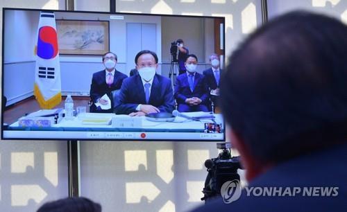 韩驻美大使:拜登若胜选对半岛决策或自下而上