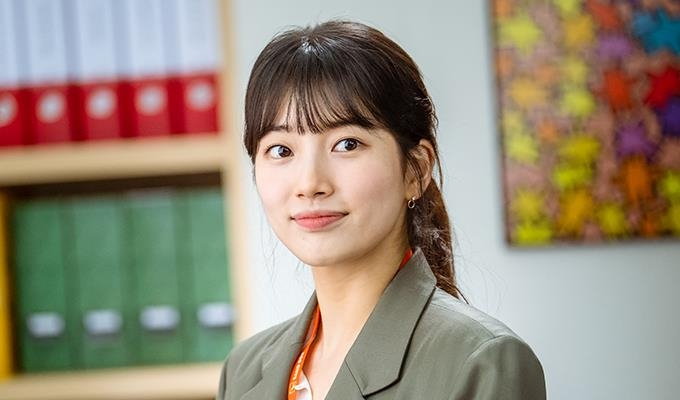 新剧《START UP》秀智剧照 tvN供图(图片严禁转载复制)