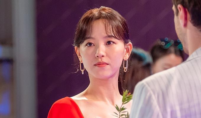 新剧《START UP》姜汉娜剧照 tvN供图(图片严禁转载复制)