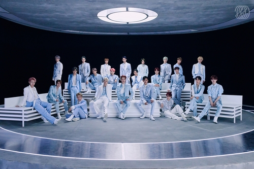 NCT新辑登顶全球32区iTunes榜