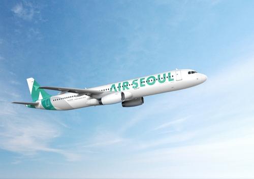 首尔航空明起增开仁川至青岛航线