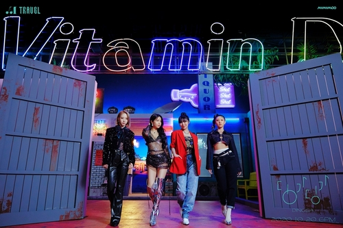 MAMAMOO明公开先行曲《Dingga》为回归预热