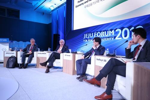 中国国际电视台将在济州论坛举行线上讨论会