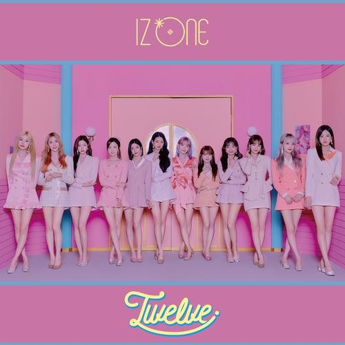 女团IZ*ONE正规一辑登顶公信榜周榜