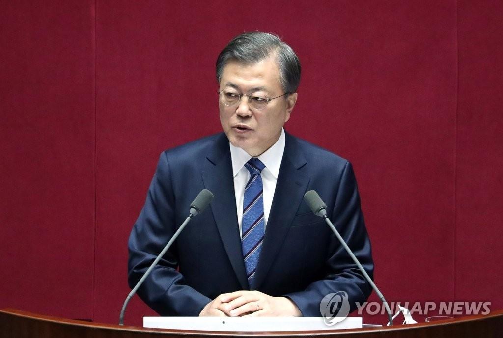文在寅:韩公民被朝射杀事件侧证和平重要性