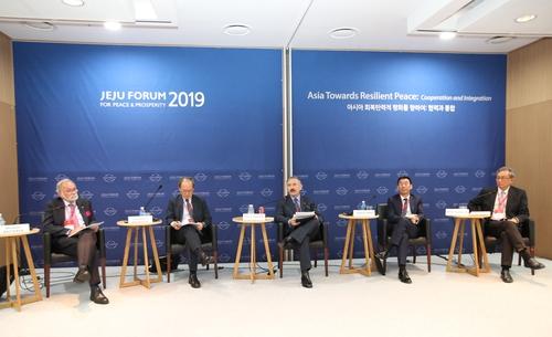 中日等9国驻韩大使将出席济州论坛讨论会