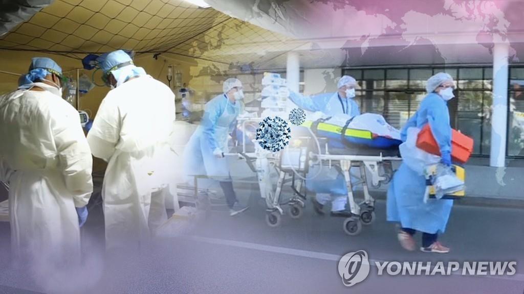 韩防疫部门:全球疫情大流行 境内情况可控