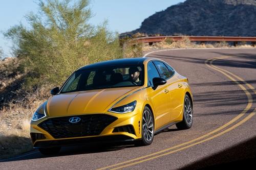 现代汽车10月在美总销量和零售销量双双增加