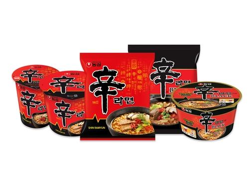 韩食品公司农心今年海外销售有望创新高