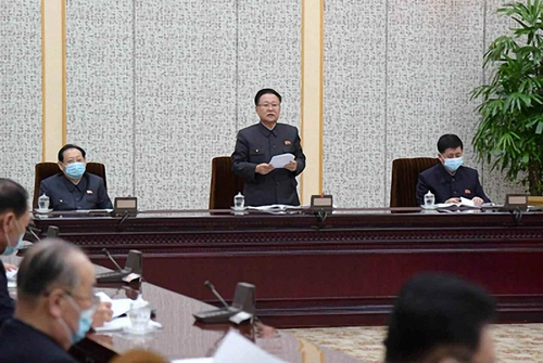 朝鲜最高人民会议常委会全会通过禁烟法