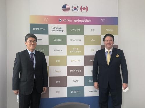 韩美外交高层开会强调沟通不受选情影响