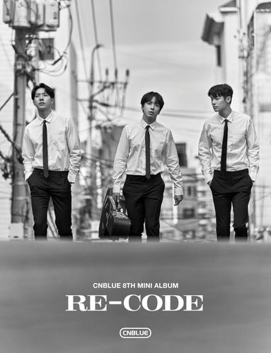 CNBLUE将推迷你专辑《RE-CODE》回归