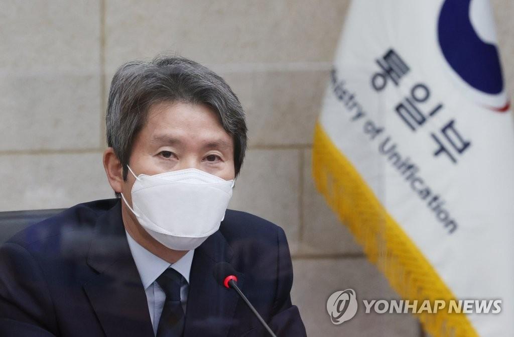 韩统一部长:望朝方在美对朝新政策出台前慎重以对