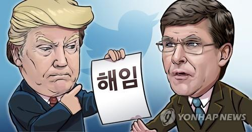 韩国防部:与美方沟通不受换帅影响