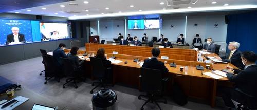 韩国阿联酋举行第三次原子能高层磋商