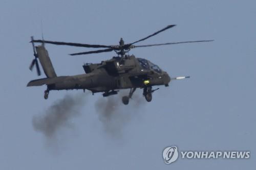 韩防长和驻韩美军司令举行闭门会议