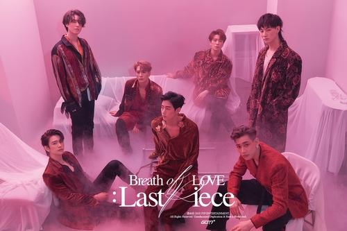 资料图片:GOT7第四张正规专辑预告照 韩联社/JYP娱乐供图(图片严禁转载复制)