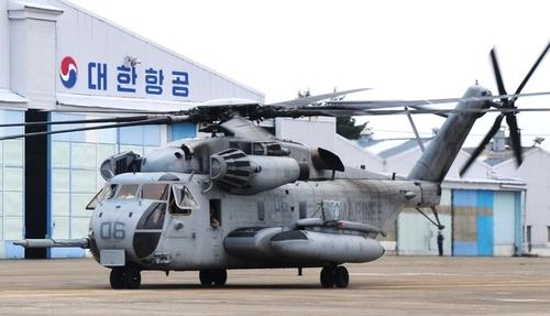 大韩航空承揽美军亚太区直升机维修项目