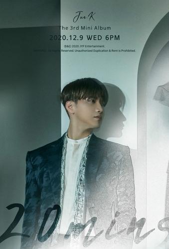 JUN.K将时隔3年携个人专辑回归