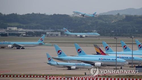 大韩航空仁川至天津航线8日起每周一班