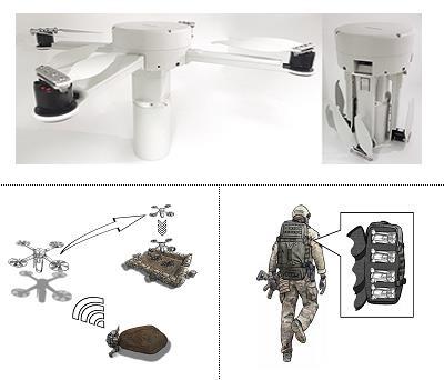 韩军拟半年内试点部署新型无人攻击机