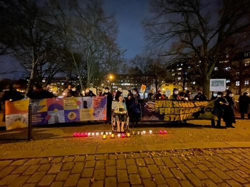 柏林第一区拟为韩慰安妇受害者永久立像