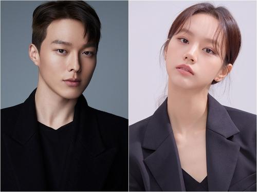 张基龙李惠利担纲tvN新剧《心惊胆战的同居》