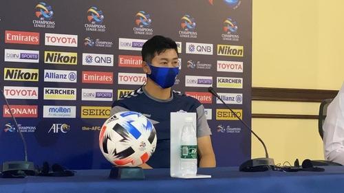 2020亚冠联赛蔚山现代4比1胜上海申花