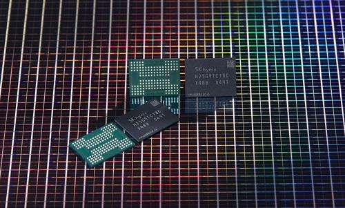 SK海力士成功研发176层NAND闪存