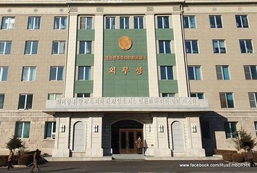 朝鲜发函要求各国外交机构配合最高级防疫措施