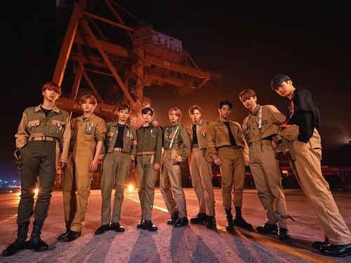 男团GHOST9出道仅3个月推第二张专辑