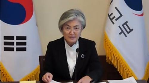 韩外长:特朗普的独特曾是挑战
