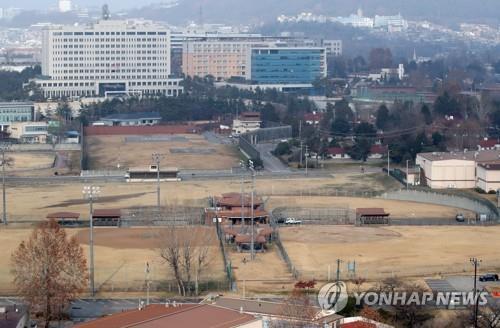 韩美就美向韩返还12处驻韩基地达成协议