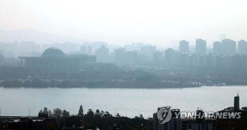 韩美德等多国联合调查韩西部地区空气质量