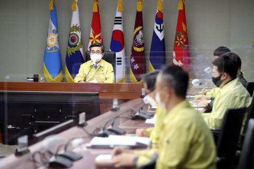 韩军医院转为新冠定点医院解决床位紧缺