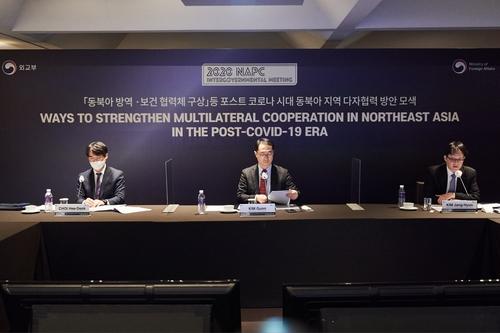 韩政府向中美日俄蒙介绍东北亚卫生合作构想