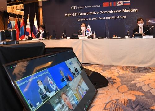 韩政府:争取朝鲜重返大图们倡议合作机制