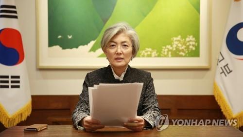 韩外长做客美媒:为边民安全可限制言论自由