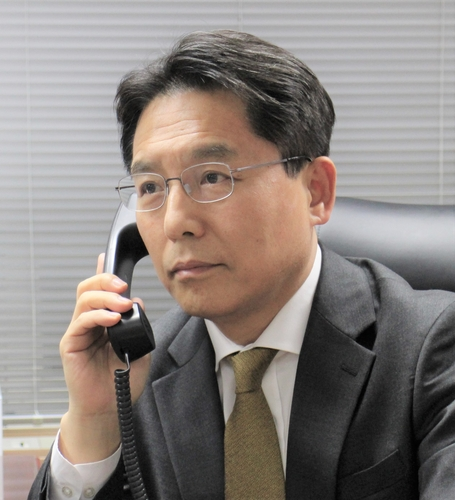 韩新任对朝代表鲁圭悳首同美对朝代表比根通话