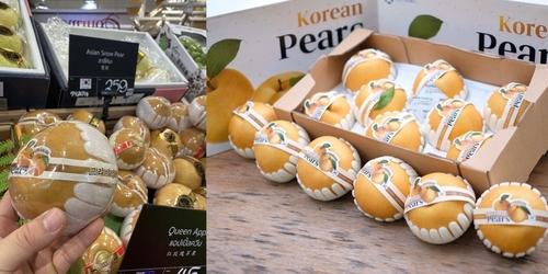 韩国积极应对假冒韩国水果在泰销售行为