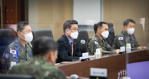韩国防部计划明年积极推进作战权移交条件评估