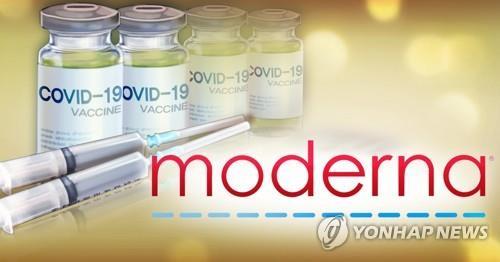 韩将提前一季获得2000万人份莫德纳新冠疫苗