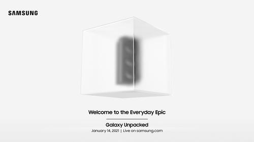 三星下周在线发布新款智能手机Galaxy S21