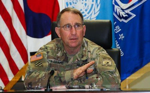 韩美联军司令:尚未发现朝鲜有挑衅迹象